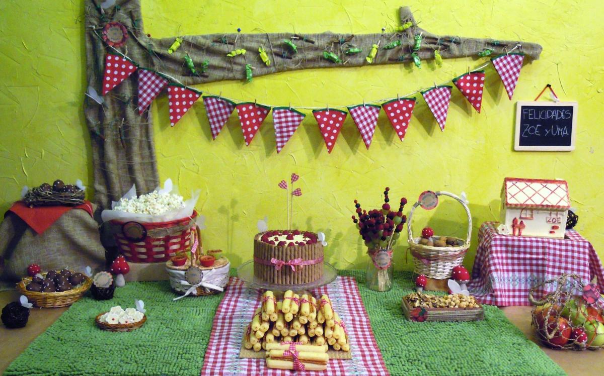 Petit picnic tu petit comit - Ideas para una fiesta de navidad ...