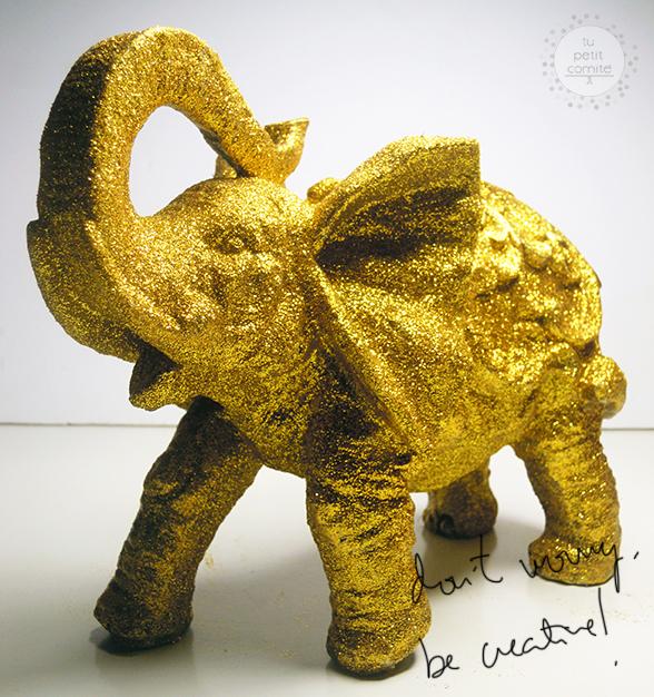 elefante solo