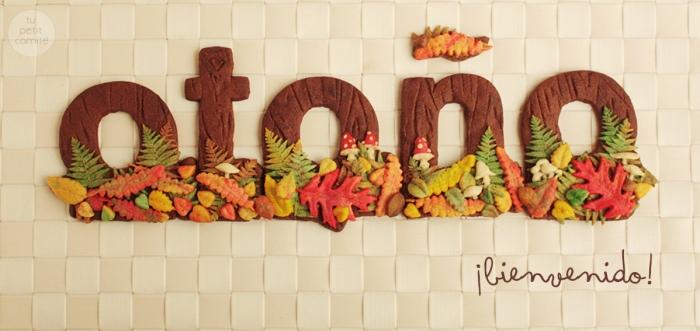 cartel otoño