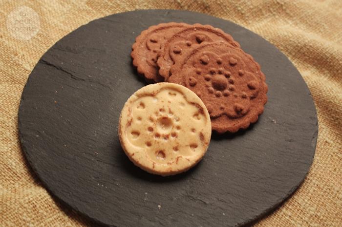 galletas y molde